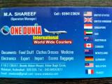medicine international courier service from India to worldwide